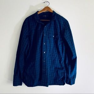 👀Ralph Lauren Casual Slim Fit Button Down Shirt!